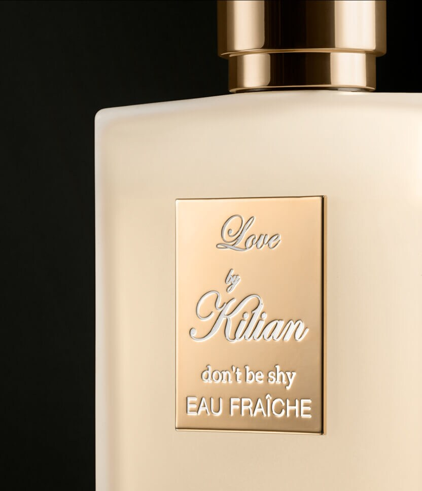 Love, don't be shy Eau Fraîche